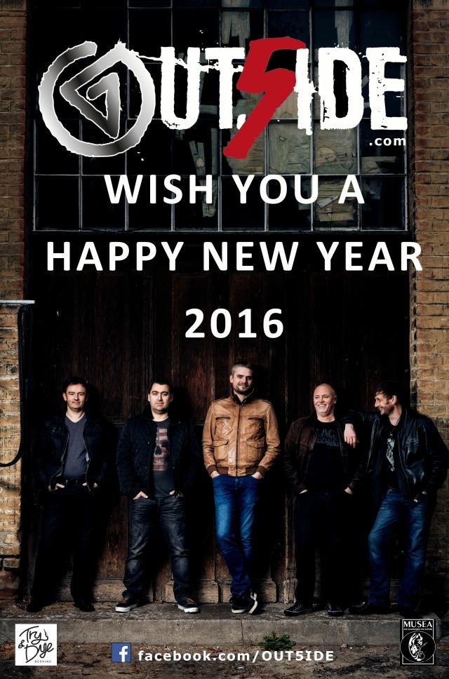 AFFICHE Nouvelle année